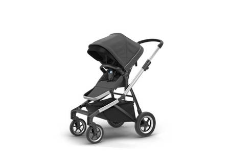 Wózek głęboko spacerowy Thule Sleek Shadow Grey